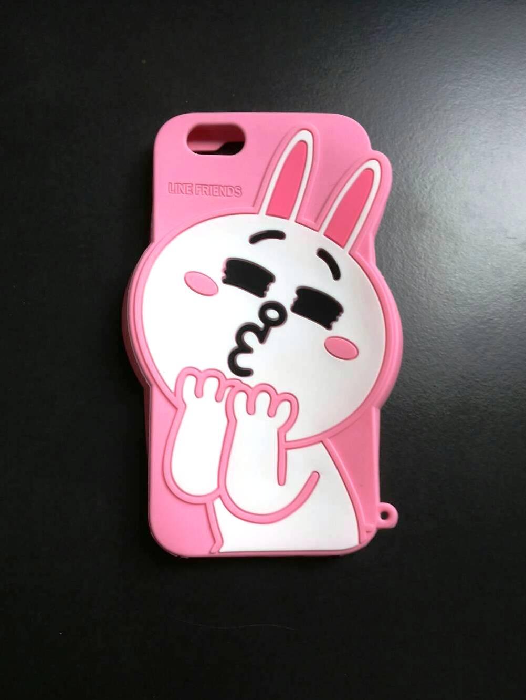 ซิลิโคนLINE (โคนี่) iphone6/6s