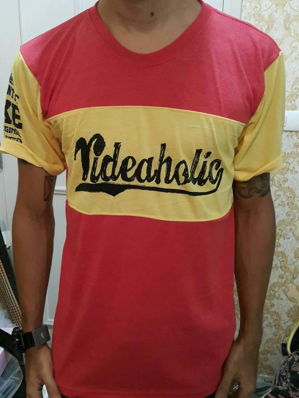 เสื้อ RideAholic