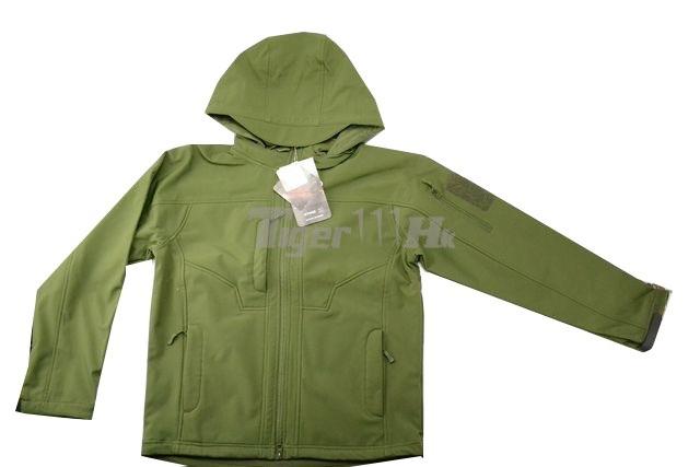 เสื้อ TAD GEAR XTONZ Tornado Jacket สีเขียว