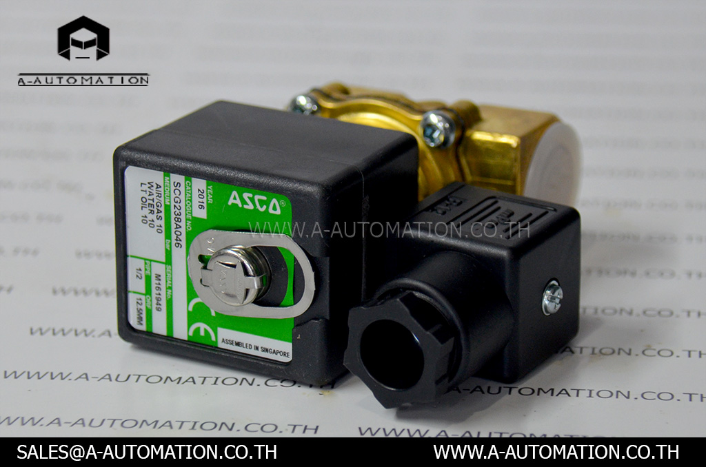 Soleniod Valve Model:ASCOSCG238A046