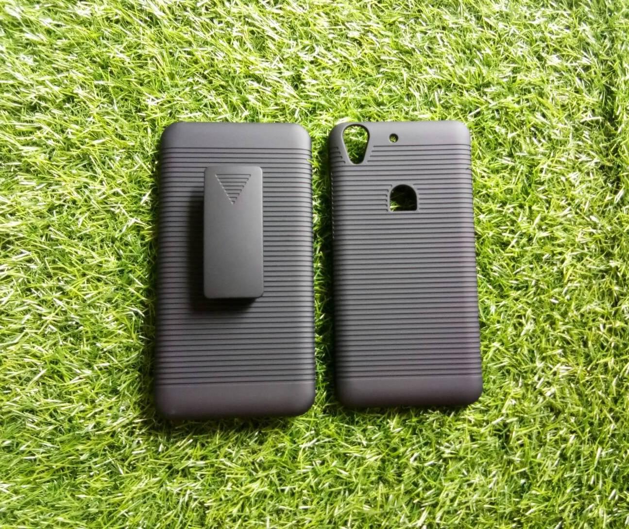 เคสเหน็บเอว สไลด์เก็บ(2ชิ้น) Huawei Y6II(Y62)
