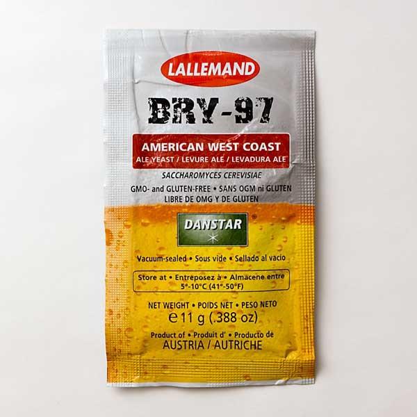 American West Coast (Ale) 11 g.