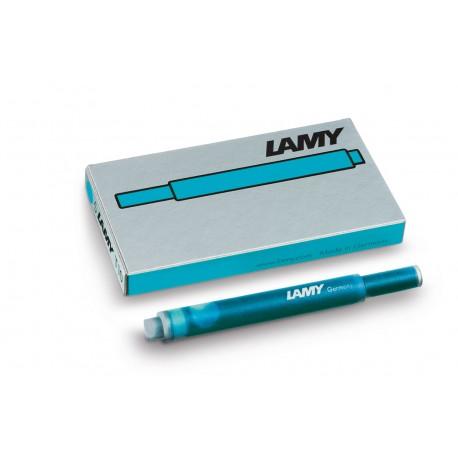Lamy T10 Pacific Ink cartridges
