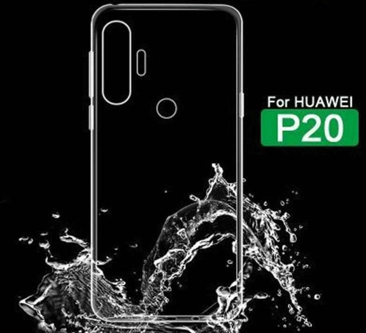 TPU ใส 0.3 บางเฉียบ Huawei P20