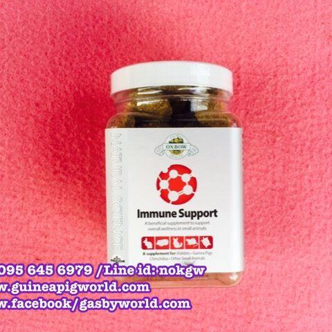 Immune Support วิตามินเม็ดสำหรับสัตว์เลี้ยง