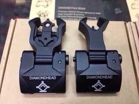 New.สินค้ามาใหม่ ศูนย์หน้า-หลัง DIAMONDHEAD สีดำ / สีทราย ราคาพิเศษ