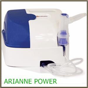 เครื่องพ่นละอองยา ยี่ห้อ Arianne Power รหัส MEK04