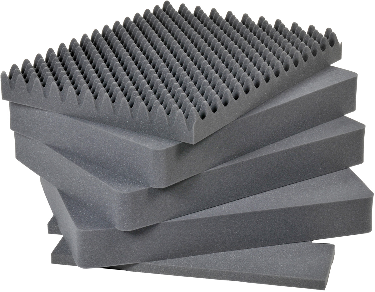 PELICAN™ Replacement Foam #1630 (5pcs set)