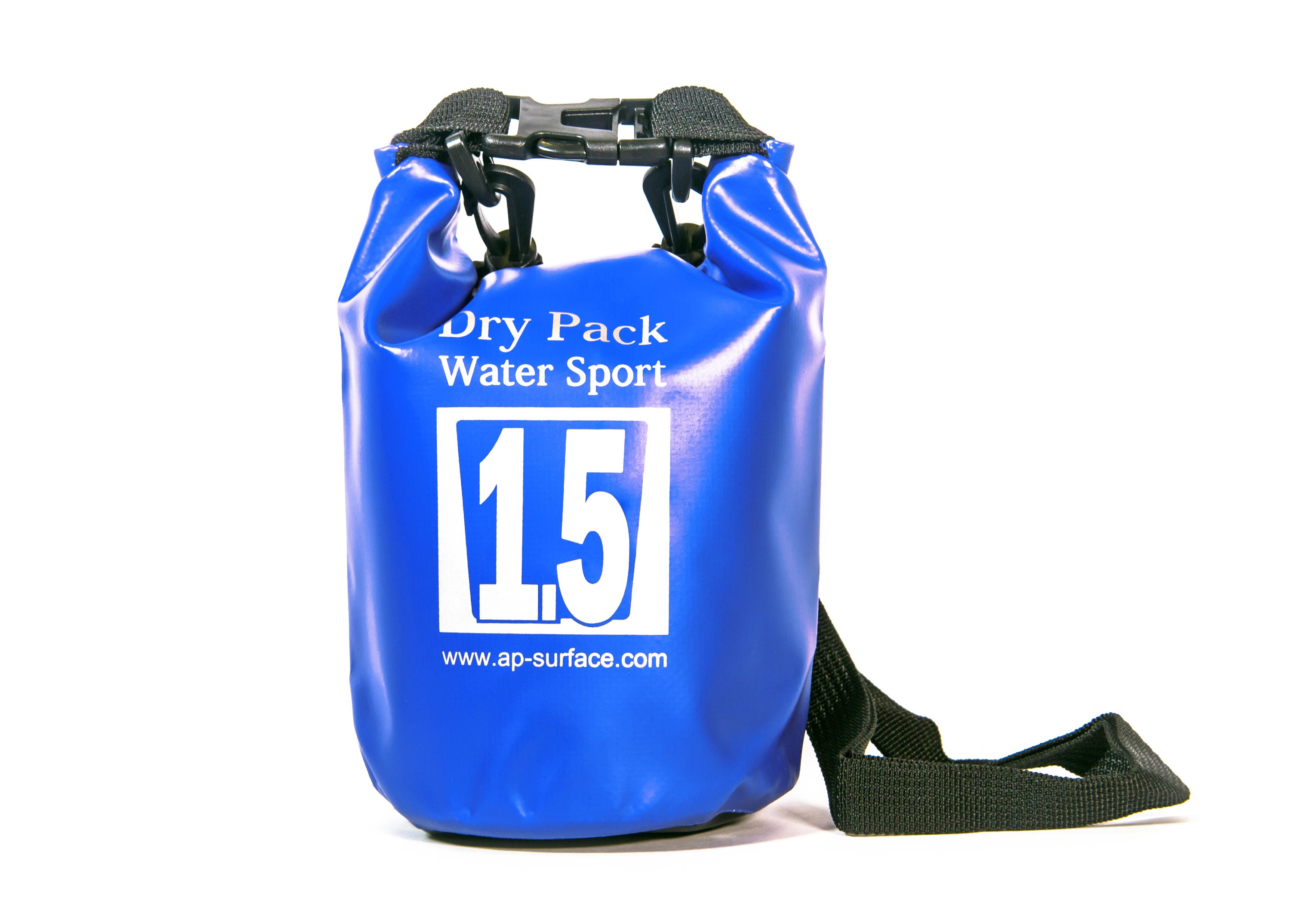 กระเป๋ากันน้ำ Dry Pack 1.5L - สีน้ำเงิน
