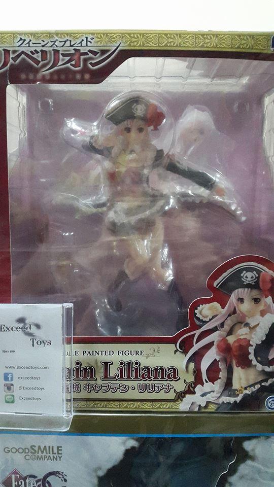 Captain Liliana