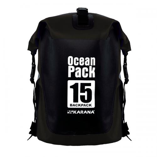 Back Pack 15L - สีดำ