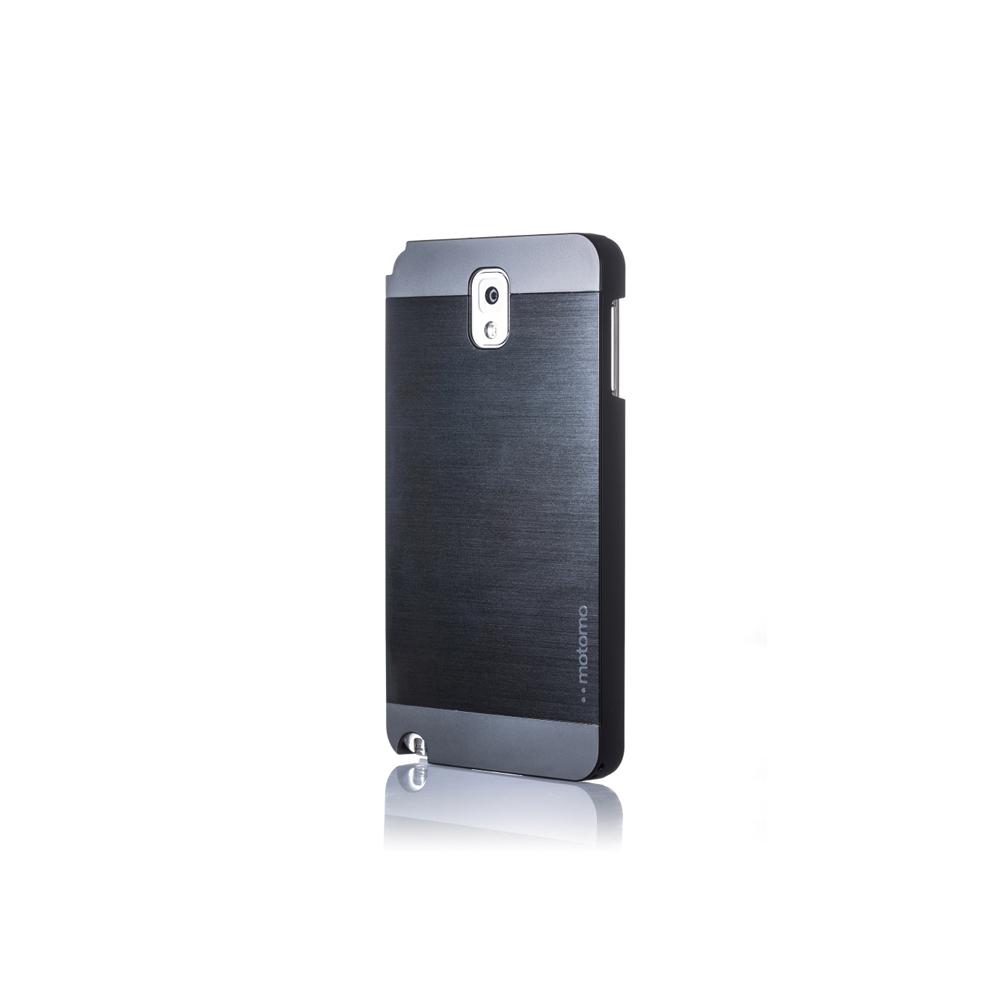 MOTOMO INO METAL CASE for galaxy Note 3 ( Black)
