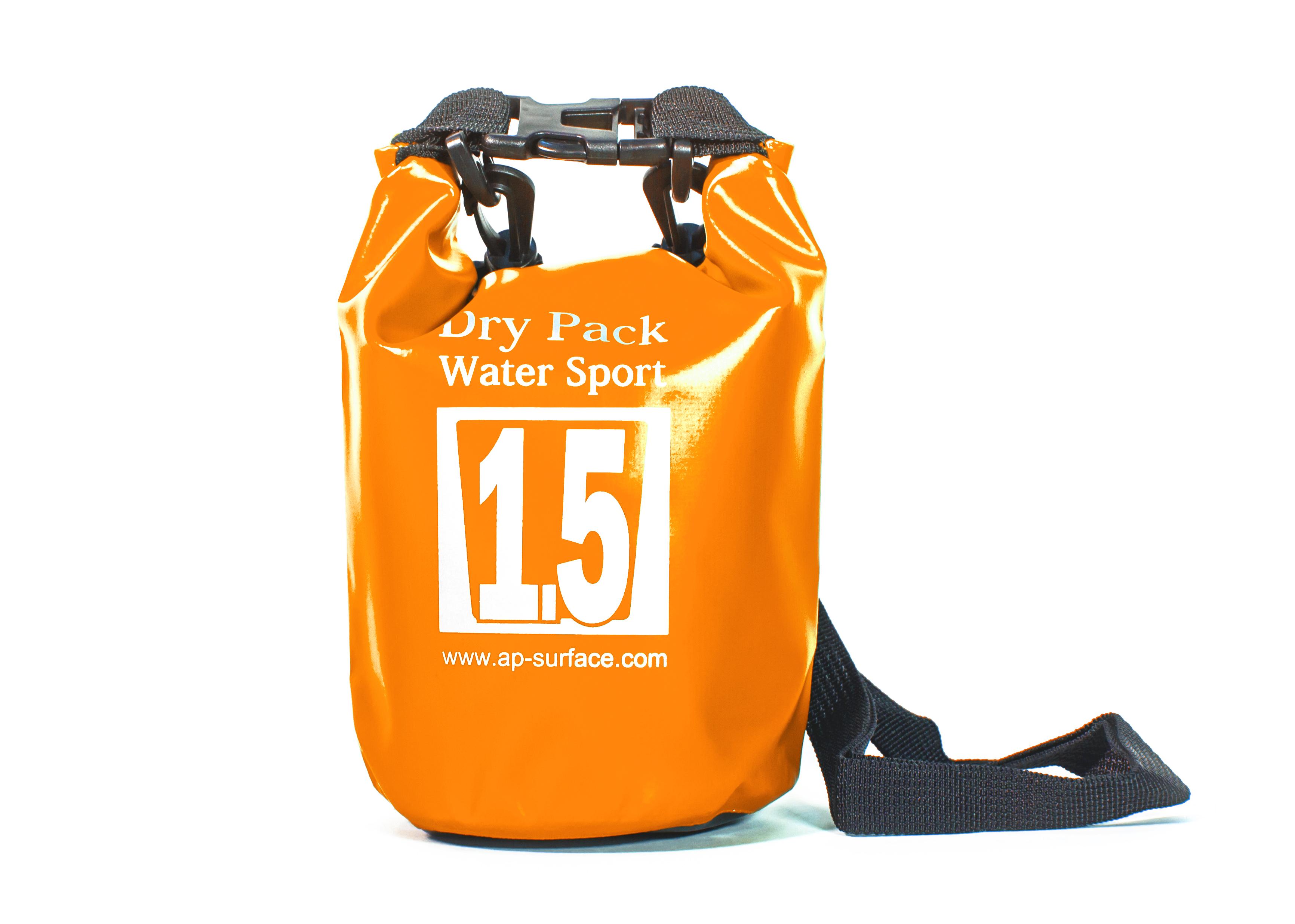 กระเป๋ากันน้ำ Dry pack 1.5L- สีส้ม