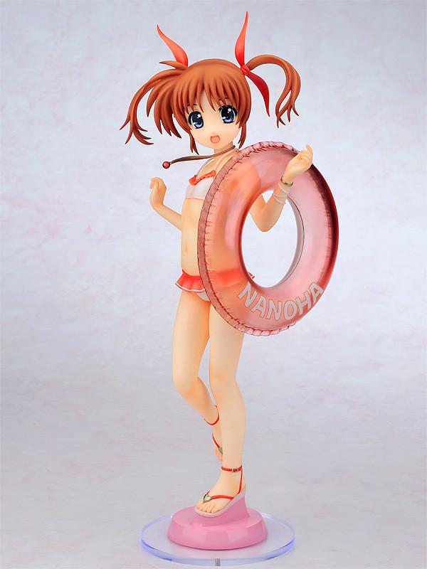 Takamachi Nanoha Swimsuit ver.