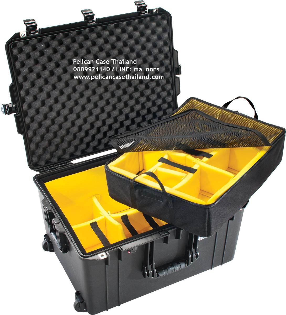 PELICAN™ 1637 AIR with Padded Dividers (ช่องเเท้จากโรงงาน USA)