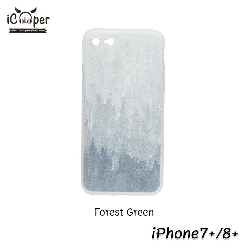 MAOXIN Graffiti Case - Forest Green (iPhone7+/8+)