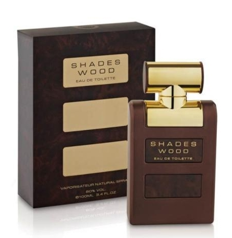 Shade Wood by Armaf เป็น EDT Spray 100ml