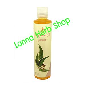 Honey Shower Gel Eucalyptus BAAN SABU KRUOHM บ้านสบู่ครูโอม