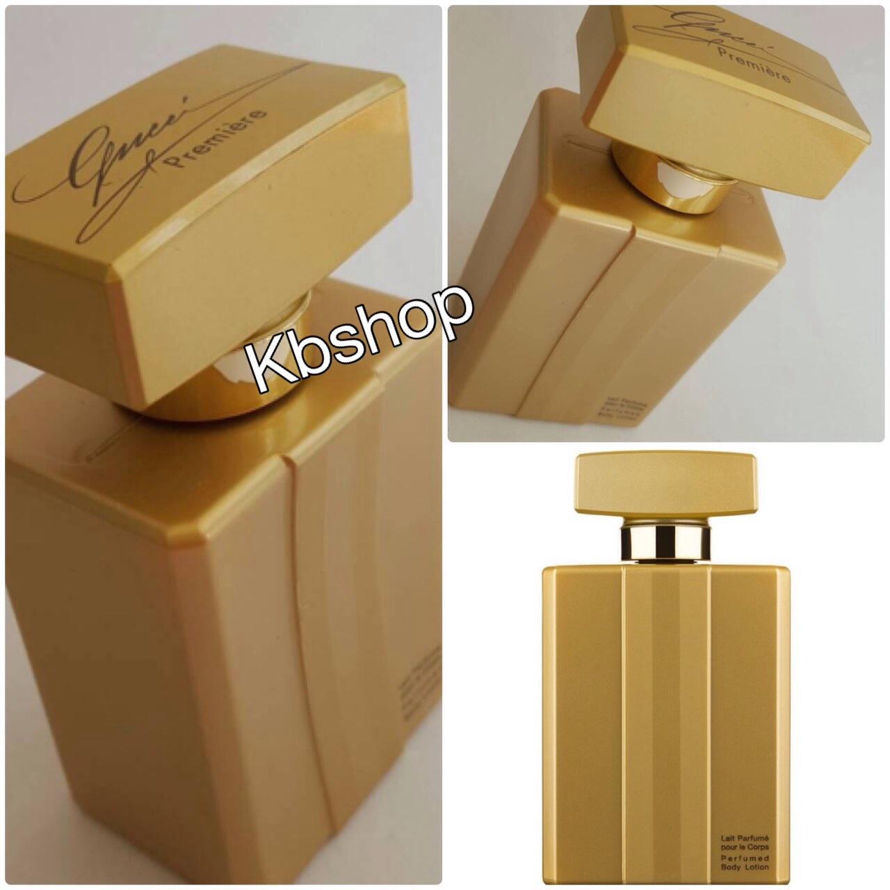 #Gucci Premiere Perfumed Body Lotion 100 ml