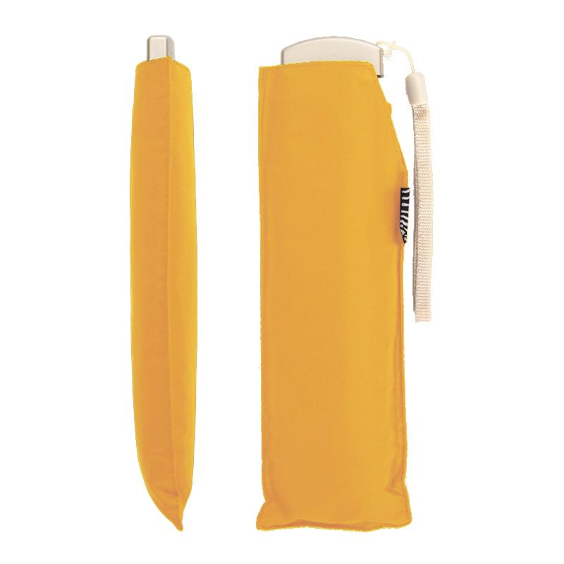 Slim ร่มพกพาขนาดเล็ก - ผ่องเหลือง