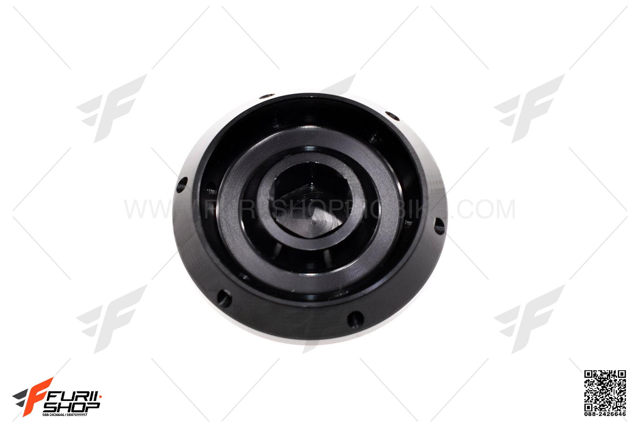 น็อตน้ำมันเครื่อง KAMUII สีดำ FOR BMW S1000RR