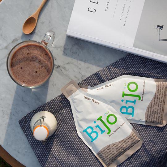 BiJo Drink (อาหารเสริมควบคุมน้ำหนักแทนมื้ออาหาร)15 ซอง**