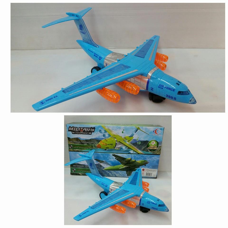 เครื่องบิน ชนแล้วถอย รุ่น AIR FORCE2000