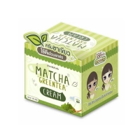 Matcha Greentea Cream by Baicha Skincare