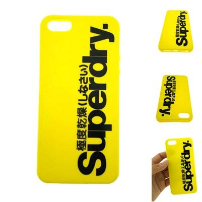 เคสฝาหลัง iPhone 6/6s สีเหลือง Superdry แท้