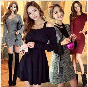 Pre-order เสื้อผ้าเกาหลีจากร้าน Plan. J เดือนมกราคม 2560