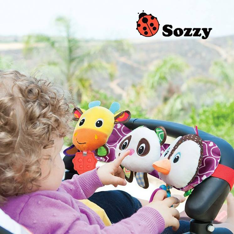 โมบาย Sozzy Musical Travel trio