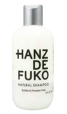 Hanz de Fuko Natural Shampoo (8oz. | 237 ml.)