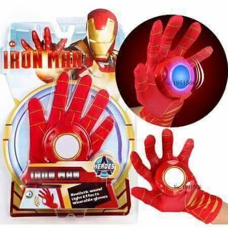 ถุงมือ Iron Man