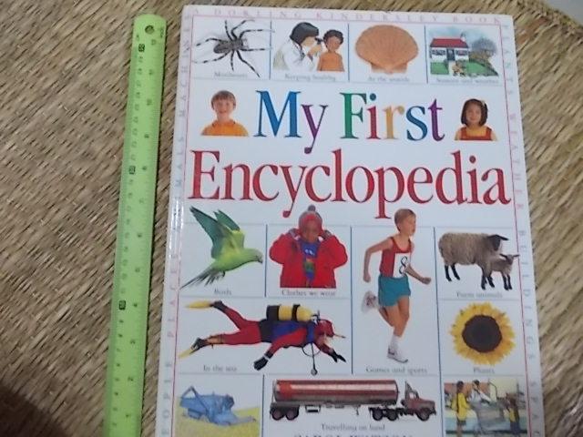 My First Encyclopedia (DK) By Carol Watson hardback 78 Pages ราคา 220