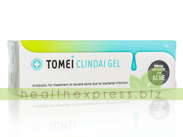 Tomei Clindai Gel โทเมอิ คลินได เจล ปริมาณสุทธิ 5 g.