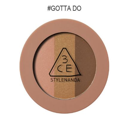 3CE Stylenanda Triple Shadow สีGOTTA DO