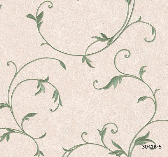 ดอกไม้คลาสสิค สีเขียว