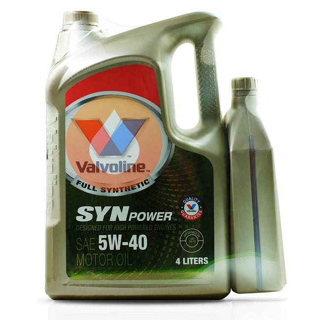 วาโวลีน ซินพาวเวอร์ 5W-40