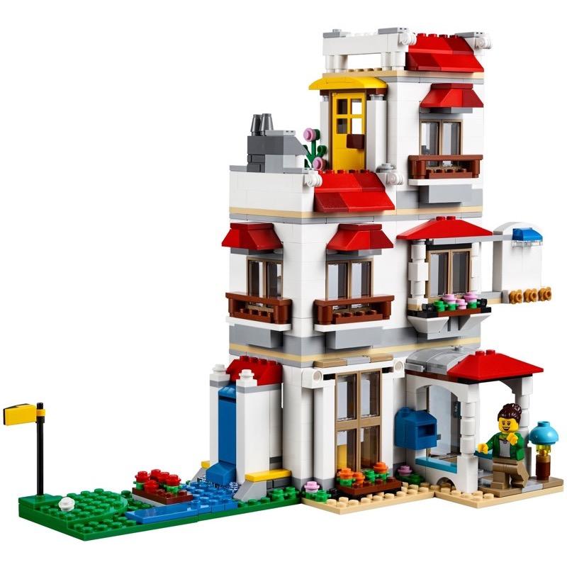Creator Family Villa Lego Creator 31069 NUEVO