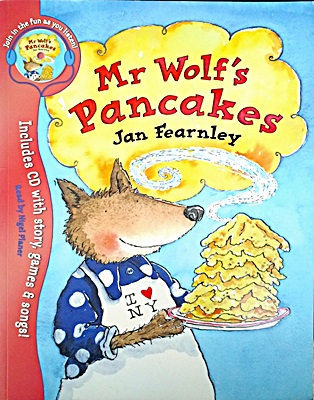 Mr Wolf's Pancake