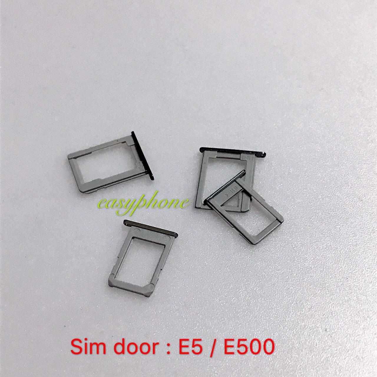 ถาดใส่ซิม Samsung Galaxy E5 // E500