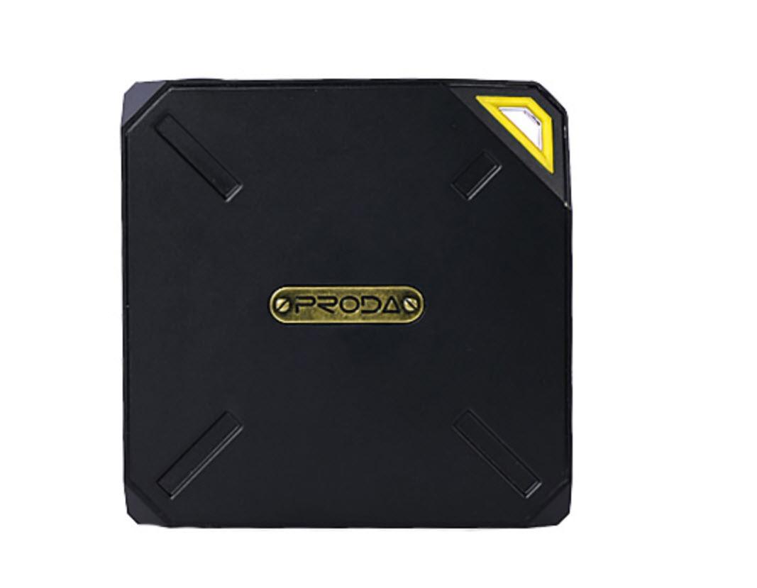 Power Bank แบตสำรอง รุ่น Remax Proda 10000 mAh สีเหลือง ของแท้ ราคา 650 ปกติ 1,290 บาท