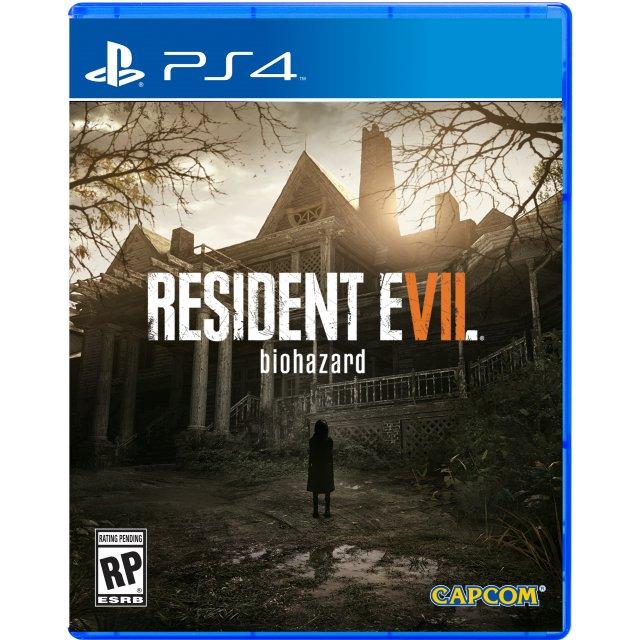 PS4 Resident Evil 7 : Z1-Eng