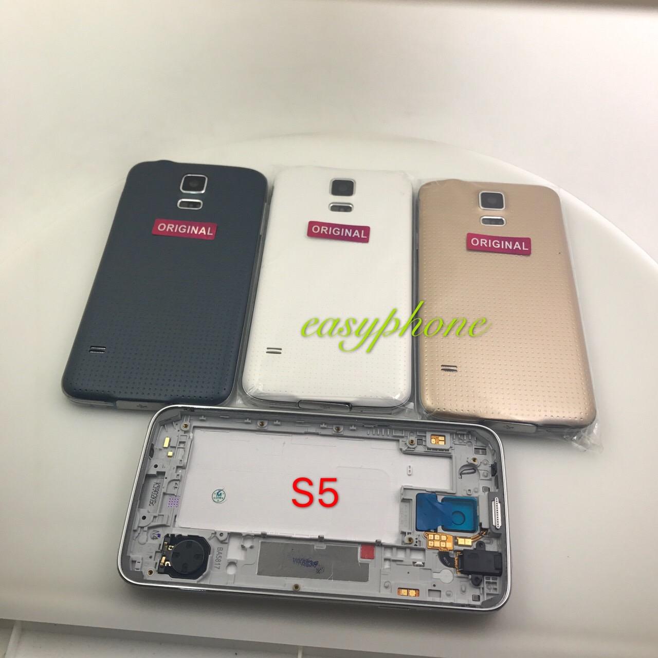 หน้ากาก Samsung S5/i9600