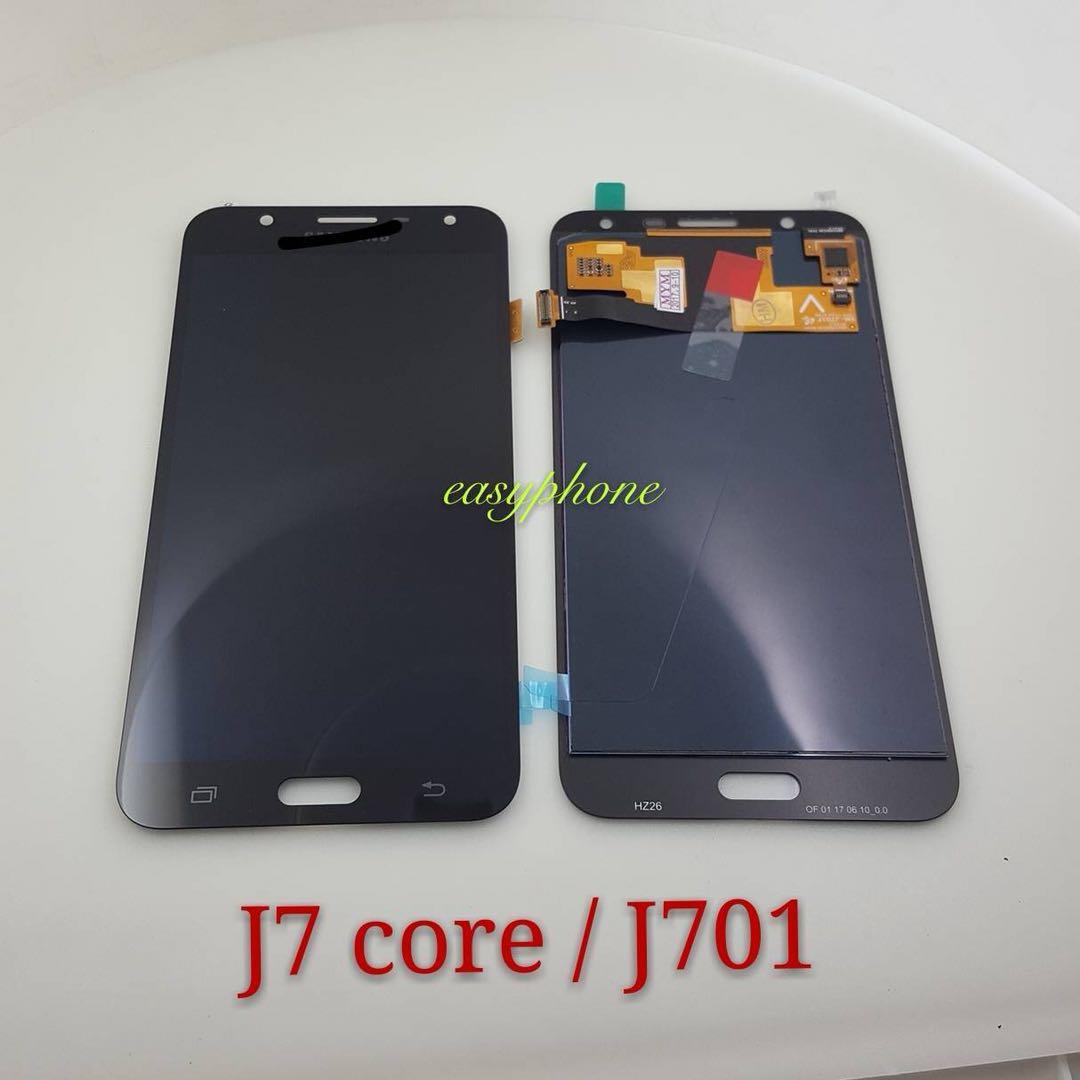 LCD Samsung J7 Core / J701 (จอแท้ )// มีสี ดำ,ทอง