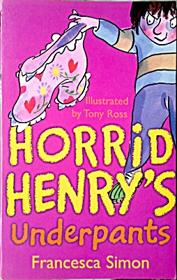 211 Horrid Henry's Underpants