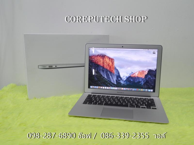 MacBook Air 13-inch Intel Core i5 1.4GHz. Ram 4GB SSD 128GB. Early 2014.