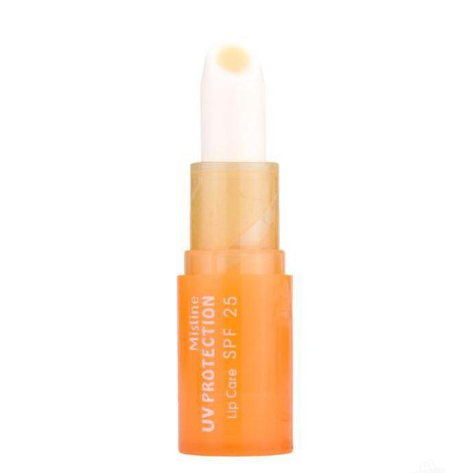 ลิปมัน กันแดด Mistine UV protection lip care SPF 25