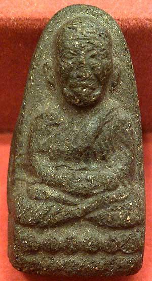 หลวงปู่ทวด วัดบางนอน ระนอง เนื้อว่าน ปี๒๕๐๖