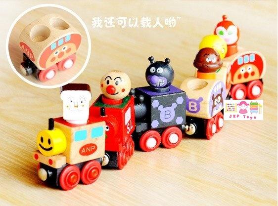 รถไฟเเม่เหล็กอันปังแมนและผองเพื่อน